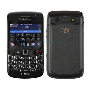 Blackberry Bold 3 9780 Unlocked GSM 5MP Camera Cell Phone Rim WiFi Black