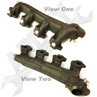 Apdty F4TZ 9430 A Exhaust Manifold Ford 5 8L F150 F250 F350 E150 E250 E350 Right