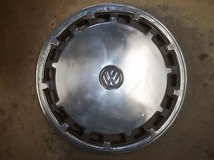 "1983 83 1984 84 VW Rabbit Hubcap Rim Wheel Cover Hub Cap 13"" Used 61514"