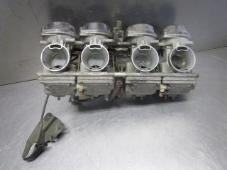 Yamaha FZR600 1990 Carburetors Carbs