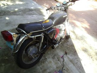 99 02 Suzuki TL1000R Engine Motor Transmission as Is as Shown