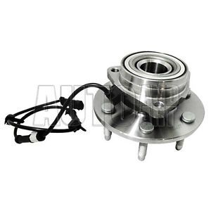New Front Wheel Hub Bearing Cadillac Chevy GMC Truck SUV Van 4WD w 6 Lug Wheels