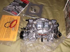 New Hot Rod 4x4 Mud Truck Parts Edelbrock 650 CFM Carburetor Carburator Holley