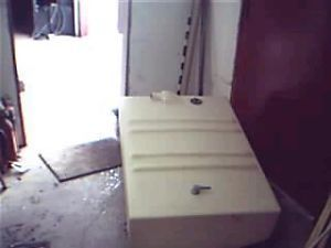 Moeller Marine Boat Fuel Tank New 48 Gallon