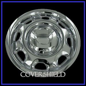 "1 PC Ford F150 17"" Chrome Wheel Skins Hub Caps Rim Covers 6 Lug Steel Wheels"