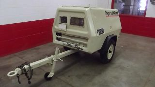 Ingersoll Rand 100CFM Portable Air Compressor