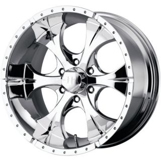 18x9 Chrome Helo HE791 6x5 5 12 Wheels Toyo Open Country MT LT315 70R18 Tires