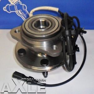 Front Wheel Hub Bearing Assembly Ford AWD 4x4 ABS New