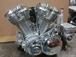 99 Yamaha XV1600 XV 1600 RoadStar Super Charger Engine Motor 2 689 Miles