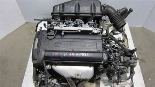 JDM Toyota 4AGE 20V Black Top Engine Swap 6 Speed Manual 4A GE 20 Valve AE101