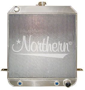 Northern 205187 Muscle Car 1940 Ford Deluxe w Chevy Engine Performance Radiator