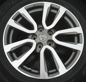 18'' 2013 Nissan Pathfinder Alloy Rim Wheel Tire Toyo 235 65R18