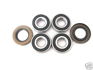 Both Front Wheel Bearings Seals Kit Polaris Trail Blazer 250 1998 1999 2000 2001