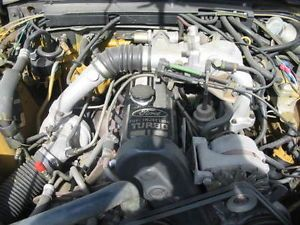 84 Ford Mustang Turbo 2 3 4 Cylinder Motor Engine RARE 1984