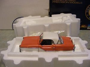 Franklin Mint 1 24 Scale 1956 Nash Metropolitan Le