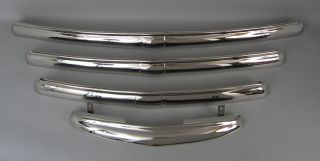 1948 1949 1950 Dodge Pickup Panel Truck Stainless Trim Grill Bars Restored