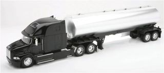 Mack Vision Oil Tanker Truck Trailer 1 32 Scale Diecast Toy Semi Model