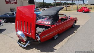 1962 Ford Thunderbird Convertible Show Quality T Bird
