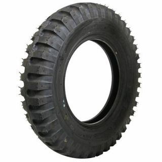 Coker Firestone Military Tire 7 50 20 blackwall Bias Ply 77504 Each