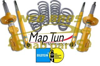 Saab 9 5 98 01 Bilstein Maptun Suspension Upgrade Kit Shocks lowering Springs