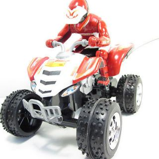 Remote Control Yamaha Raptor 660R RC Motorcycle ATV Bike