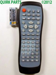 03 12 Buick Cadillac Chevy Hummer Pontiac Entertainment Remote Control 19132011