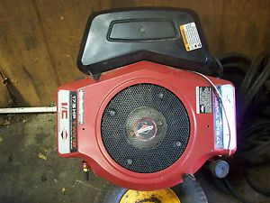 Briggs and Stratton 42A707 17 5 HP Opposed Twin Cylinder Engine