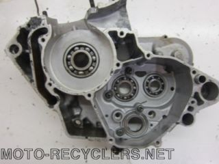 02 RM125 RM 125 Engine Cases Crankcases Case Set 32