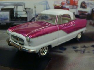 1958 Nash Metropolitan Hardtop 1 64 Scale Limited Edition 3 Detailed Photos