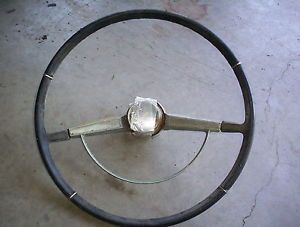1965 Chevrolet Impala Interior Steering Wheel with Center Horn Trim