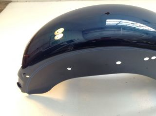 Harley Davidson Softail Dyna Fat Boy FL FLH Rear Fender Back Tail Tin 23050 12