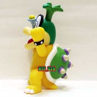 "Action 4""3 4 Iggy Koopa New Super Mario Brothers Action Figure"