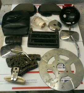 Harley Davidson Parts Lot Sportster Dyna Super Glide Shovelhead Evolution