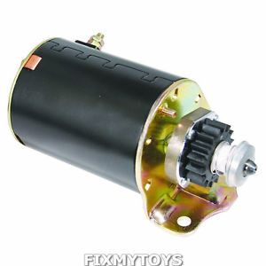 Electric Starter Briggs Stratton 28B707 28M707 28Q777 28N707 Engines