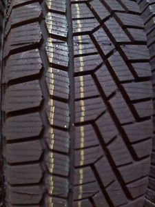 4 New Tires 285 70 17 Continental Conti Extreme Winter Contact Snow LRD 8 Ply