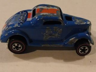 "Awesome Vintage 1975 Mattel Hot Wheels Redline ""Neet Streeter"" Oldie But Goodie"