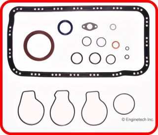 96 00 Honda Civic Del Sol vtec 1 6L DOHC B16A2 Engine Rebuild Kit w O Timing