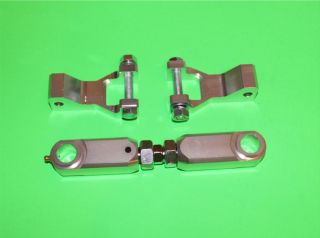 Yamaha Raptor 450 660 700 ATV Front and Rear lowering Kit 42002
