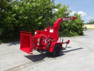 Morbark Chipper Model 290 Forestry Aborist 3 9L Cummins Diesel Engine
