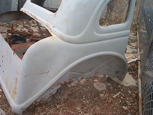 1936 1935 Ford 4 Door Sedan Right Rear Quarter Panel