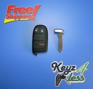 11 12 13 Dodge Journey Keyless Entry Remote Smart Key Fob