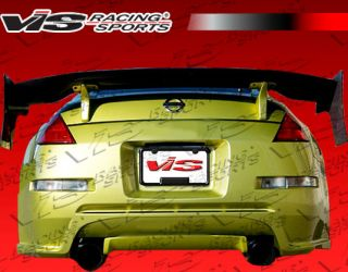 2003 2008 350Z Demon Widebody Vis Full Body Kit