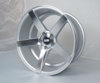 "20"" SRT 607 4 Rims Nissan 350Z 370Z Infiniti G35 Coupe Deep Concave Wheels"