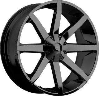 "24"" KMC Slide Wheels Falken s TZ 04 Tires Silverado"