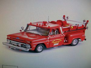 1965 Chevy Pickup Truck Fire Truck 1 18