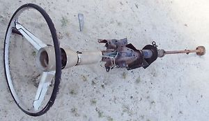 1960 1961 1962 1963 1964 1965 1966 Chevy Truck Steering Column