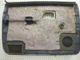 Door Trim Panel Interior Ford Ranger Bronco II Passenger Side 89 90 91 92 Right