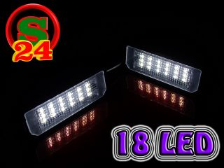 Seat Altea Exeo 3R5 3R9 Ibiza 6J SMD LED Canbus LICENCE Plate Number Light 020