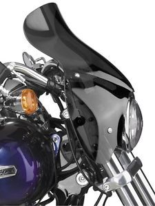 Wave Quick Release Fairings Mounts Harley FXDC Dyna Super Glide Custom 07 12