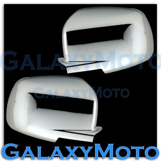 09 12 Dodge Journey Chrome Plated Full ABS Mirror Cover A Pair